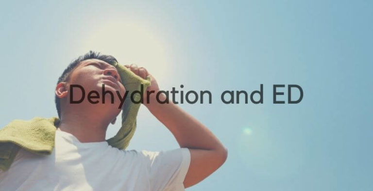 Dehydration and ED