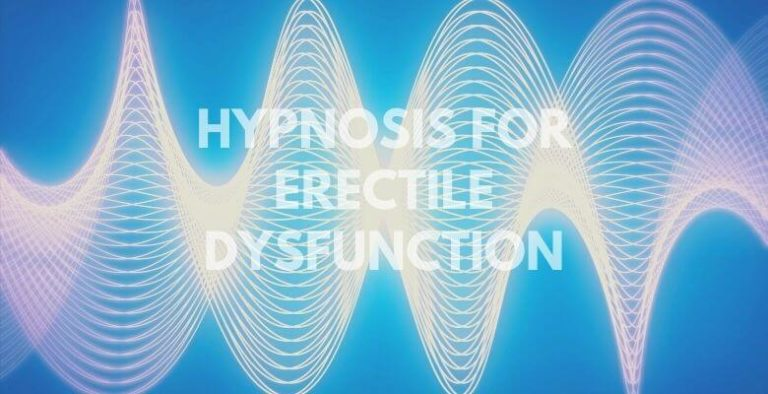 Hypnosis for Erectile Dysfunction NRPB